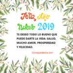 Imagenes con Deseos para recibir el Año nuevo