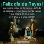 Imagenes con Frases: Feliz Dia de Reyes