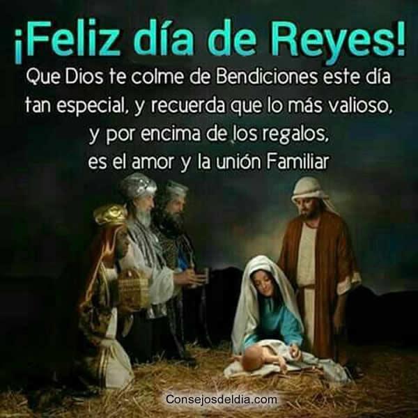 Imagenes Con Frases Feliz Dia De Reyes Hoymusicaromanticacom