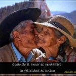 Frases bonitas con fotos de amor: El amor verdadero