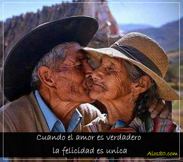 Frases Bonitas Con Fotos De Amor El Amor Verdadero