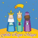 Frases con Fotos: Feliz Reyes Magos 2021