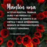 Imagenes con Frases: Esperanza, Fe y Amor