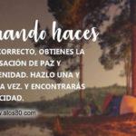 Imagenes bonitas con Frases: Paz y Felicidad