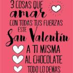 Imagenes bonitas con mensajes de San Valentin 2022