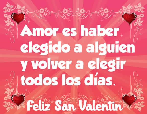Frases Bonitas Para El Dia De San Valentin 2019