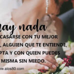 Imagenes lindas con mensajes de Matrimonio Feliz