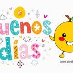 Frases lindas de Buenos Dias