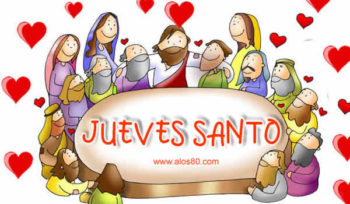 frases jueves santo