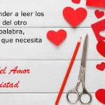 Imagenes con Frases: Feliz dia del amor