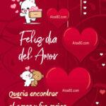 Feliz dia de san valentin 2022