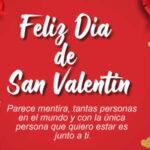 San Valentin con frases bonitas para dedicar
