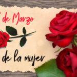 Dia de la Mujer 8 de marzo 2021