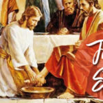 Jueves Santo con frases de semana santa