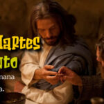 Martes Santo con frases bonitas de semana santa