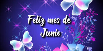 feliz junio