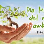 Día Mundial del Medio Ambiente 2021 con Frases