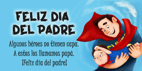 mensaje dia del padre