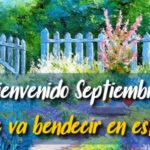 Frases con Imagenes de Bienvenido Septiembre