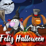 Imagenes de Halloween con Frases divertidas